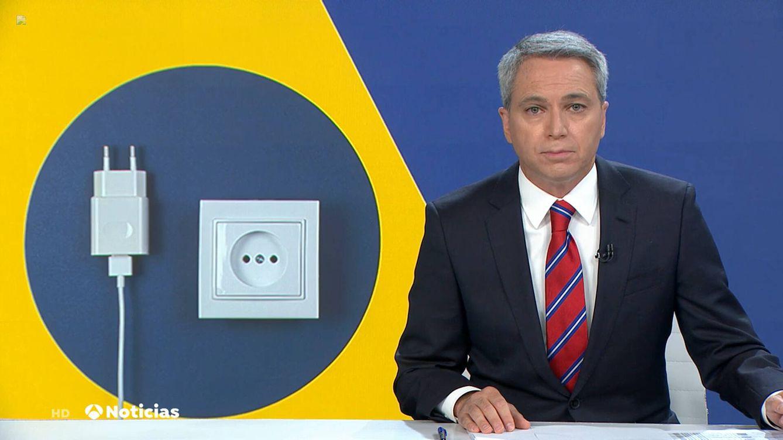 Todo el mundo habla de Vicente Vallés tras retratar al Gobierno tirando de hemeroteca