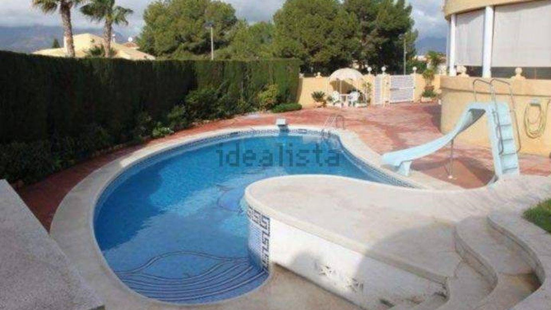 La piscina. (Idealista)
