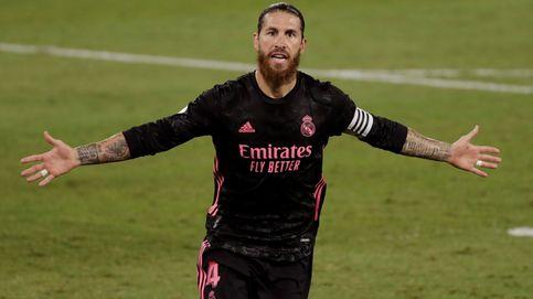 El Real Madrid reina en un partido caótico contra el Betis con un penalti de Bartra