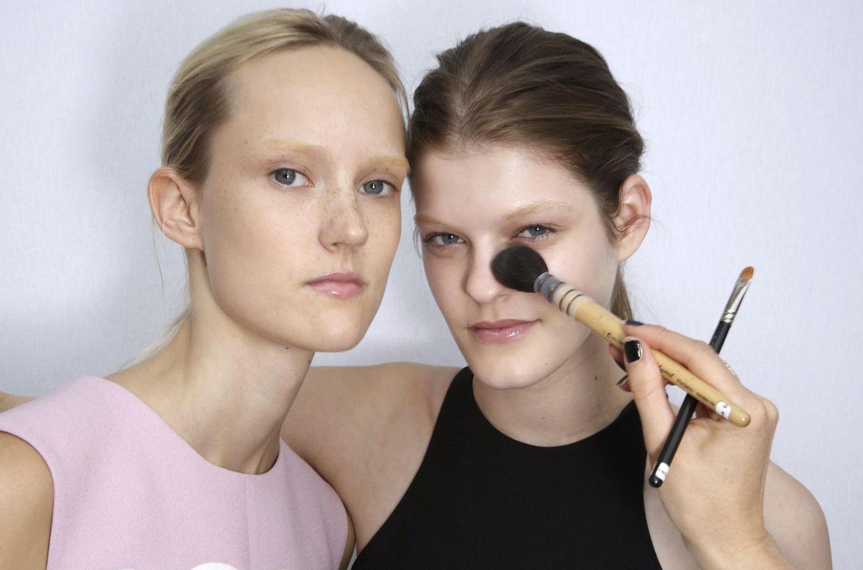 Foto: Rostro cuadrado, ovalado, triangular... Cada uno requiere su propio código de maquillaje