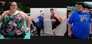 Post de Una pareja adelgaza 240 kilos y explica sus tres trucos para conseguirlo