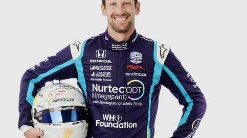 La nueva vida de Romain Grosjean en USA: Vi los tiempos, y me metieron 2,5 segundos
