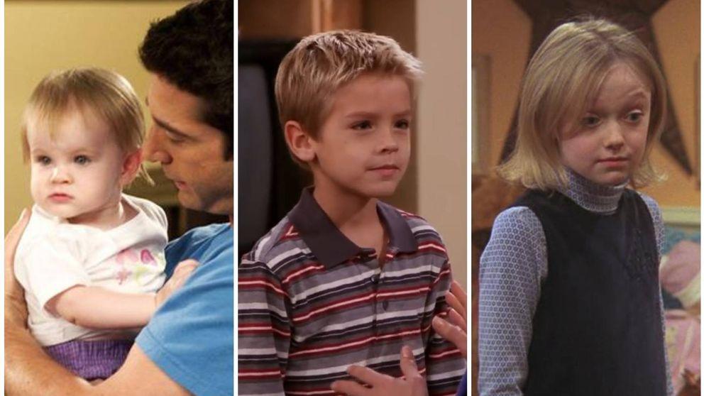 ¿Qué fue de los niños de 'Friends'? Así han crecido después de la serie
