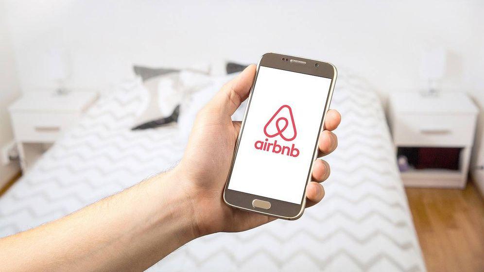 Foto: 'App' de Airbnb (Pixabay)