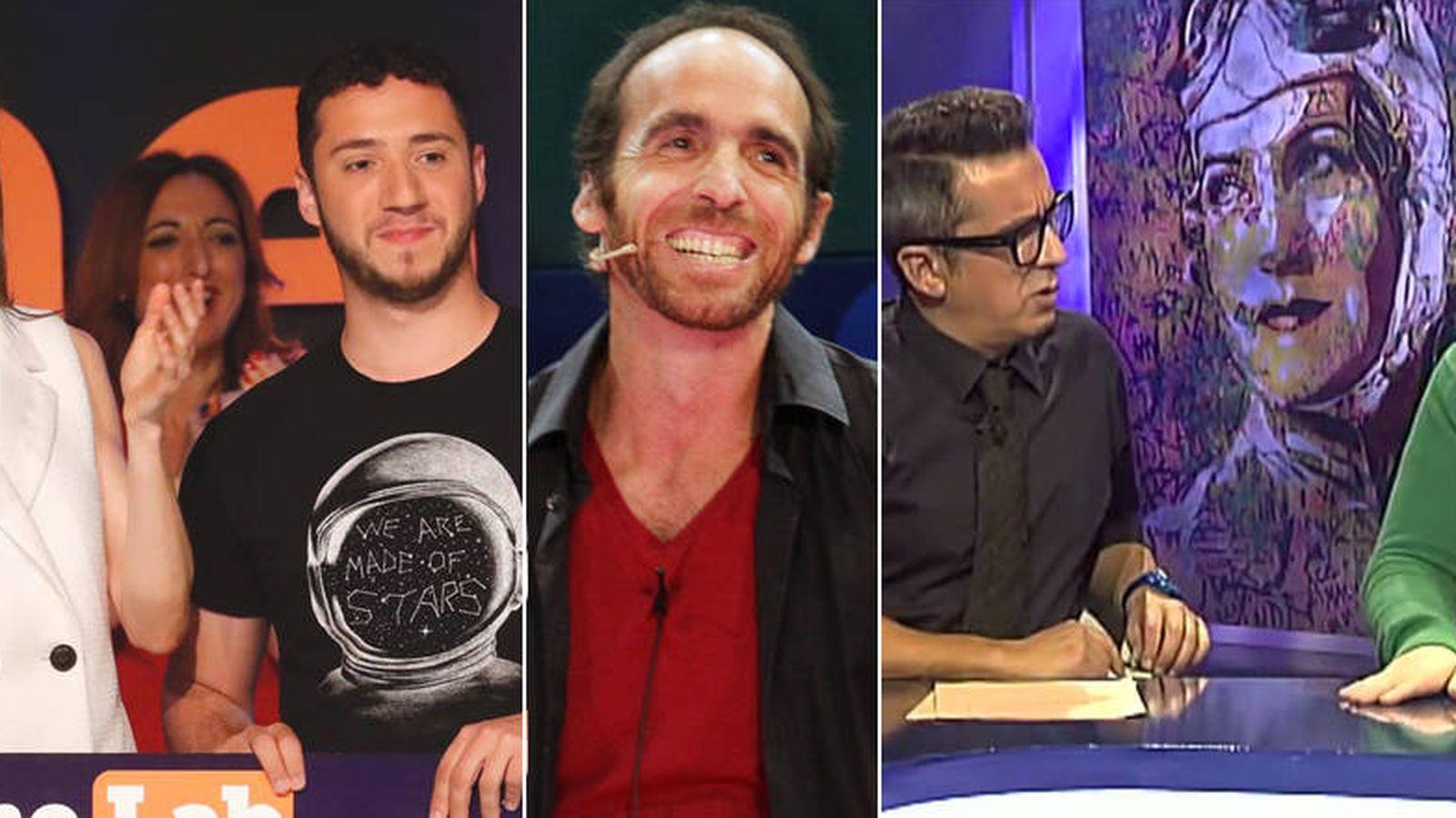 Foto: Tres de los ganadores del certamen (Montaje: Enrique Villarino)