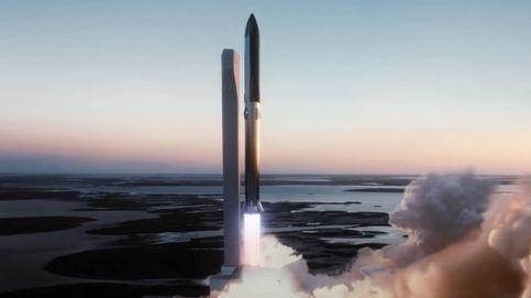 El cohete que nos llevará a Marte se lanzará por primera vez en menos de un año