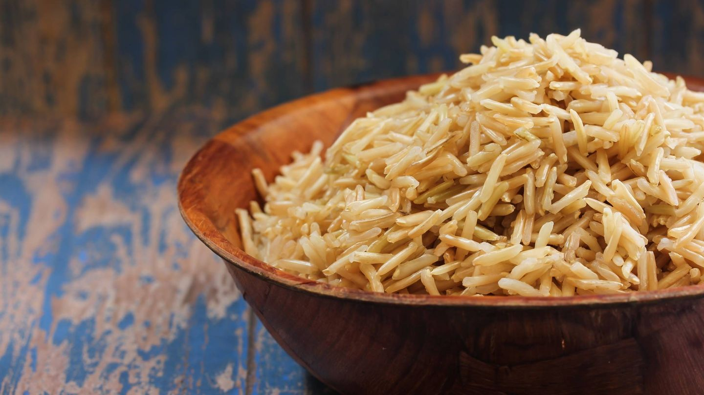 Hay que fomentar el arroz integral en lugar del normal y alejarse de los procesadas (EFE)