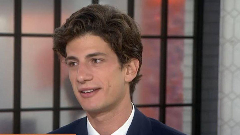 El joven en 'Today Show'.