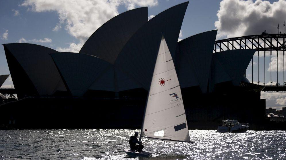 Foto: Bahía de Sydney (Reuters)