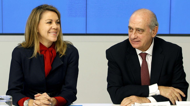 El juez prevé imputar a Cospedal y Fernández Díaz por el espionaje a Bárcenas