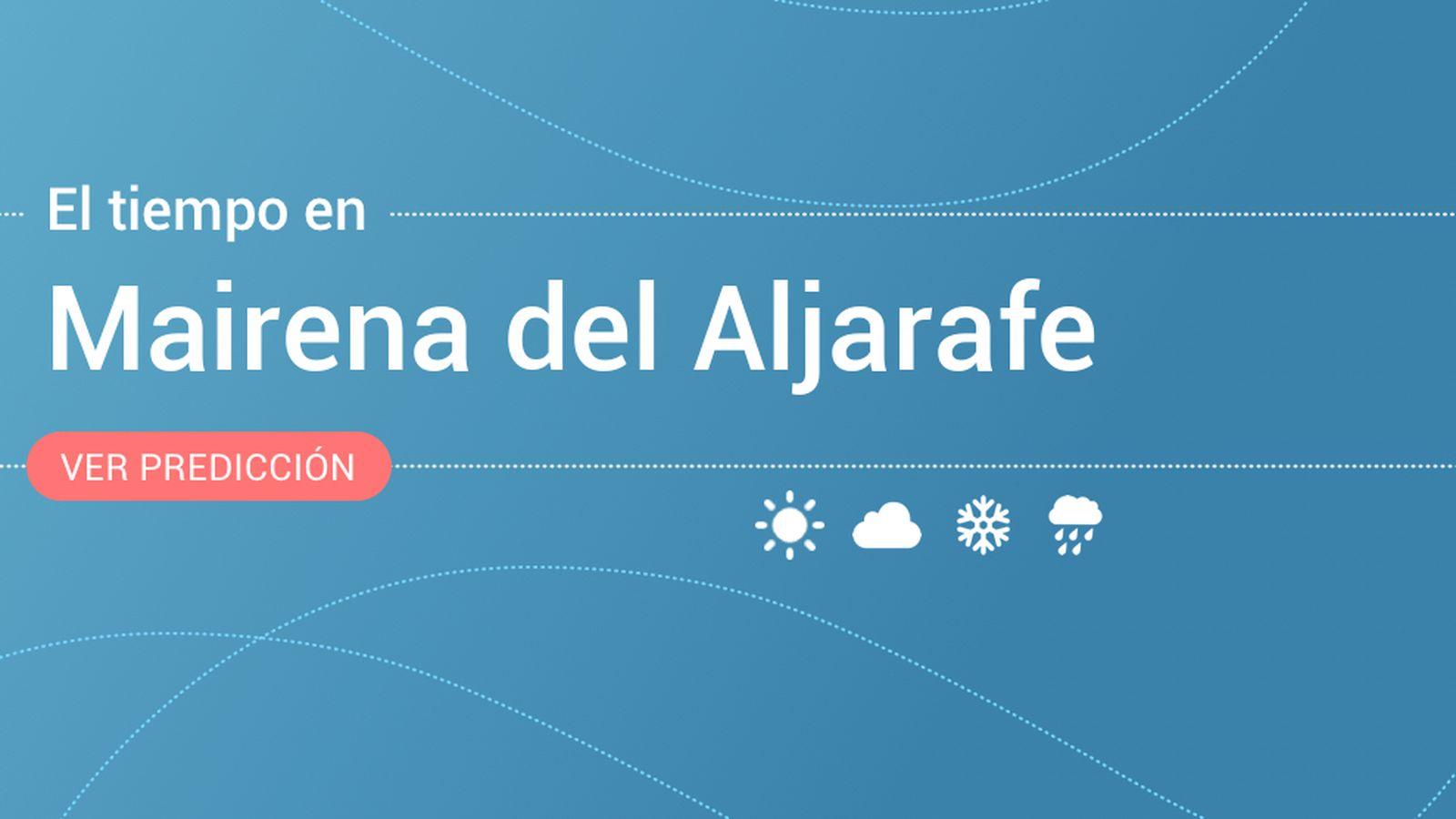 Foto: El tiempo en Mairena del Aljarafe. (EC)