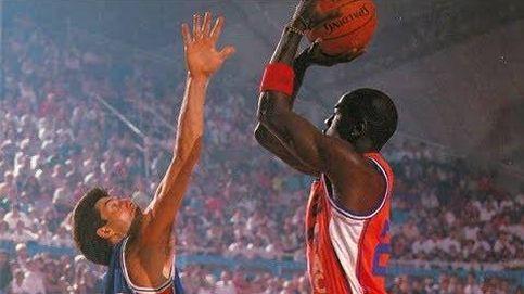 28 años del día en que Michael Jordan jugó en la ACB