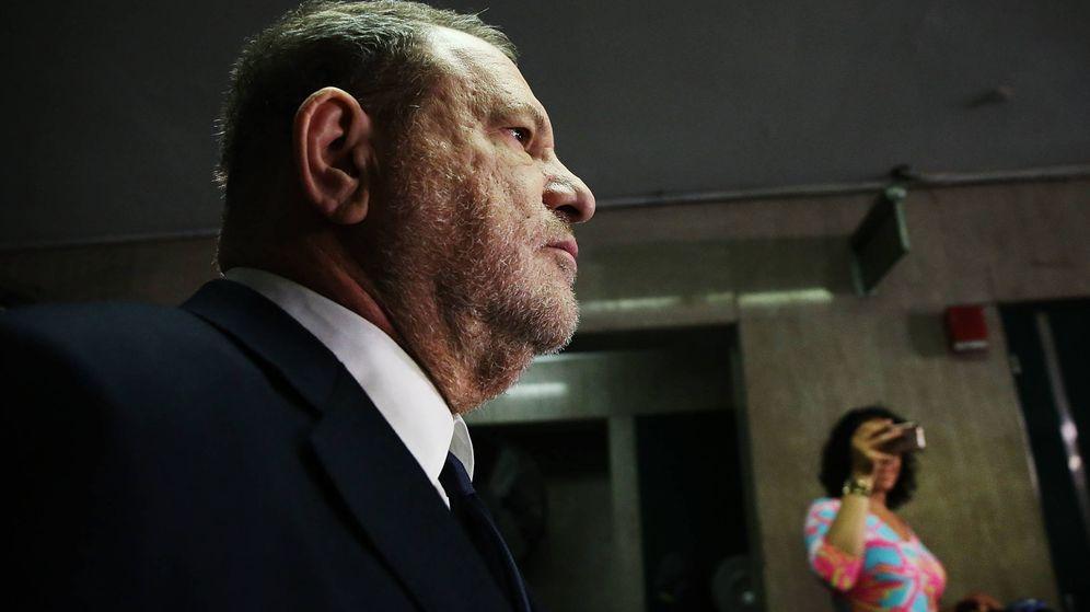 Foto: Harvey Weinstein, en Nueva York. (Getty)