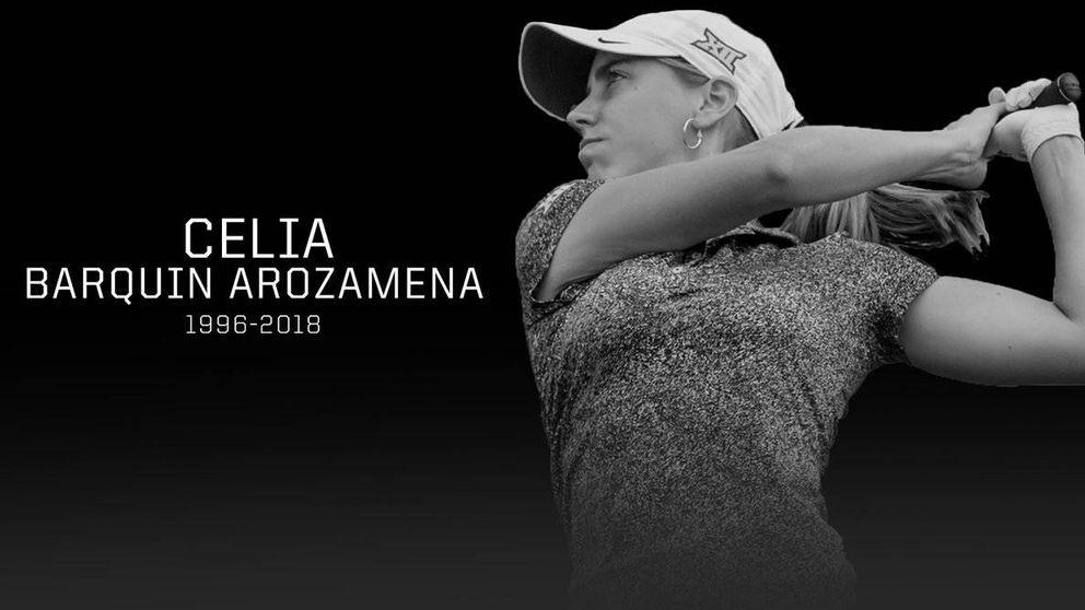 Celia Barquín, la golfista de la eterna sonrisa que soñaba con ser Severiano