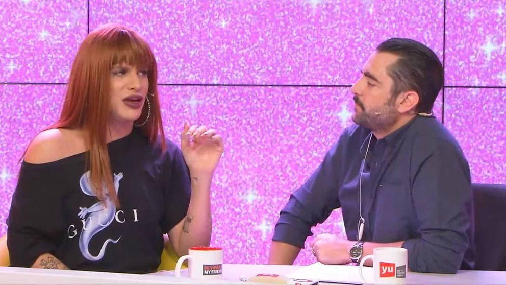 Jedet denuncia la transfobia de Dani Mateo y este se defiende