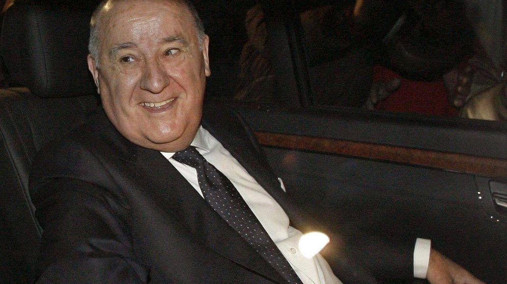Foto: Amancio Ortega, empresario español dedicado al sector textil. (EFE)