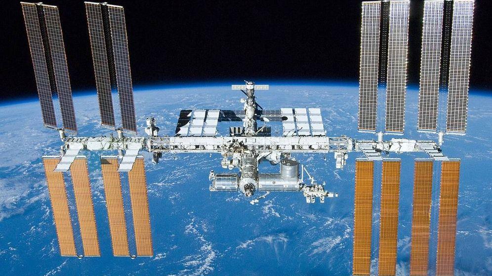 Foto: La Estación Espacial Internacional (ISS). (Foto: NASA)
