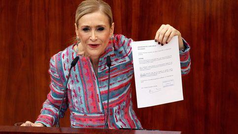 De López de los Mozos a Álvarez Conde: quién es quién en el 'caso Cifuentes'