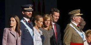 Foto: La Casa Real aparta a Urdangarín al considerar que su comportamiento no ha sido ejemplar