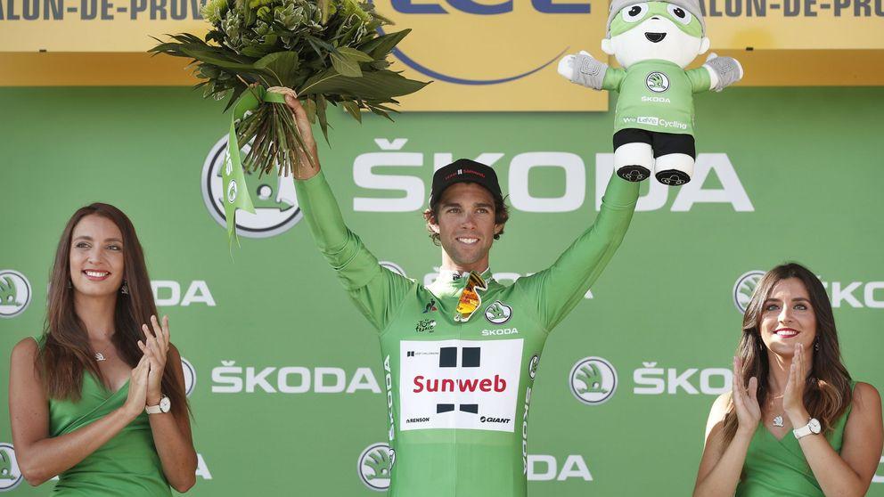 El Tour de Francia sigue los pasos de la F1 y valora acabar con las azafatas del podio
