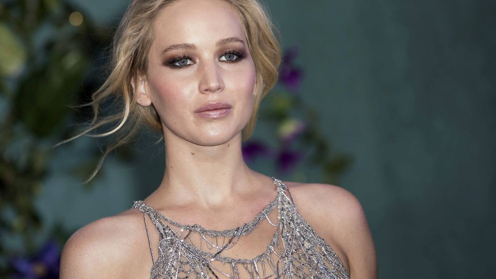 Foto: La actriz Jennifer Lawrence en una imagen de archivo. (Gtres)