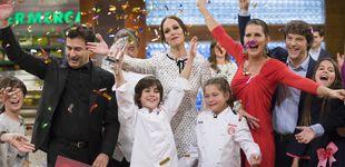 Post de La 'mentirijilla' de Eva González al despedir 'MasterChef Junior 6'