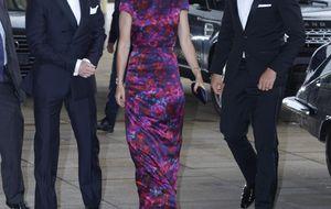 Los príncipes de Dinamarca, de cena de gala junto a Haakon de Noruega