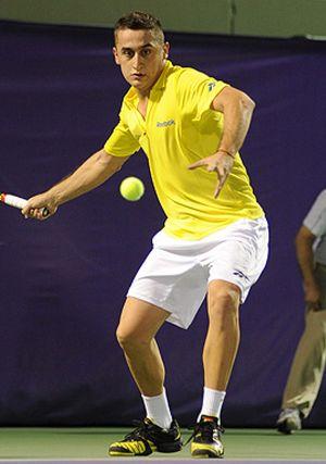Nicolás Almagro, elegido para sustituir a Rafa Nadal en el torneo de Abu Dhabi