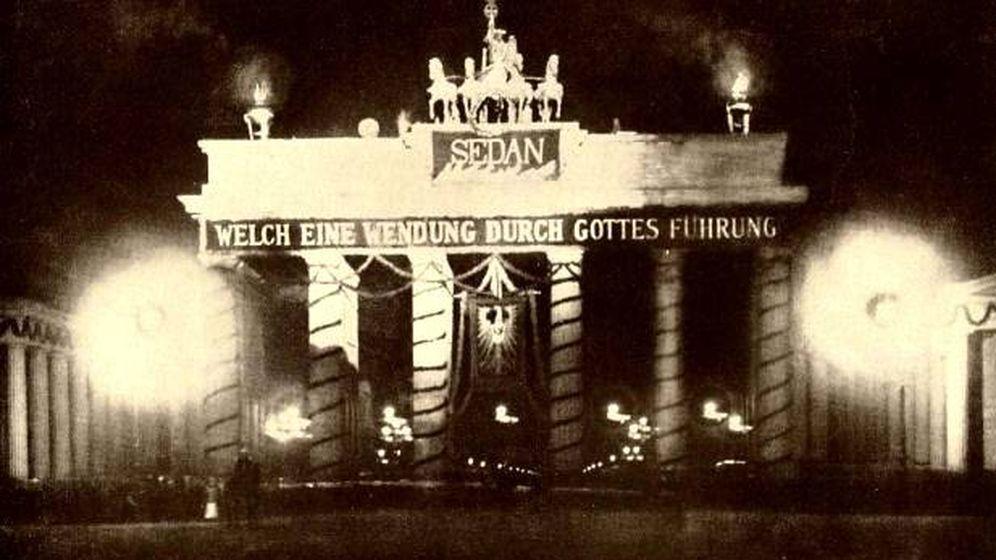 Foto: La Puerta de Brandenburgo