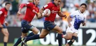 Post de La agresividad de Paco Hernández, el español que triunfa en el rugby con 1,73 m