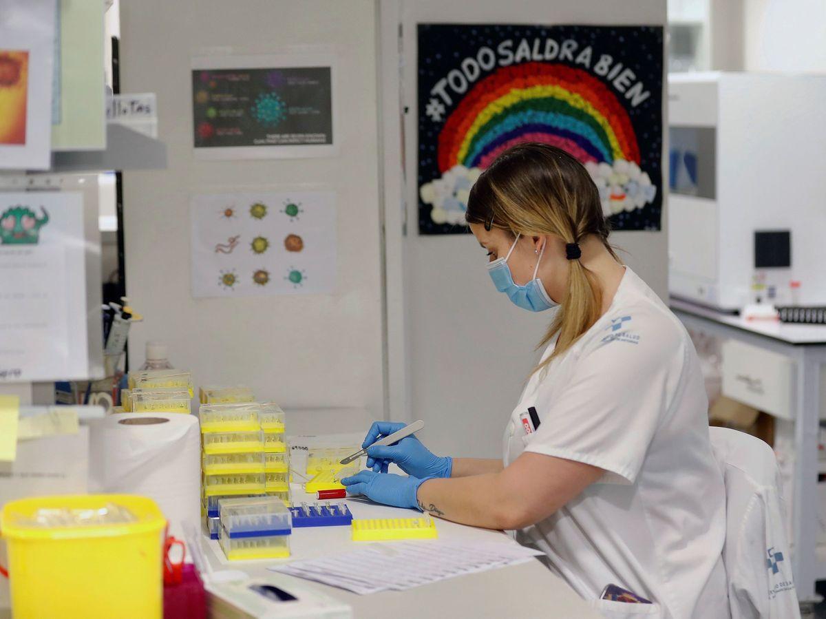 Foto: Hospital Universitario Central de Asturias (HUCA) (EFE)