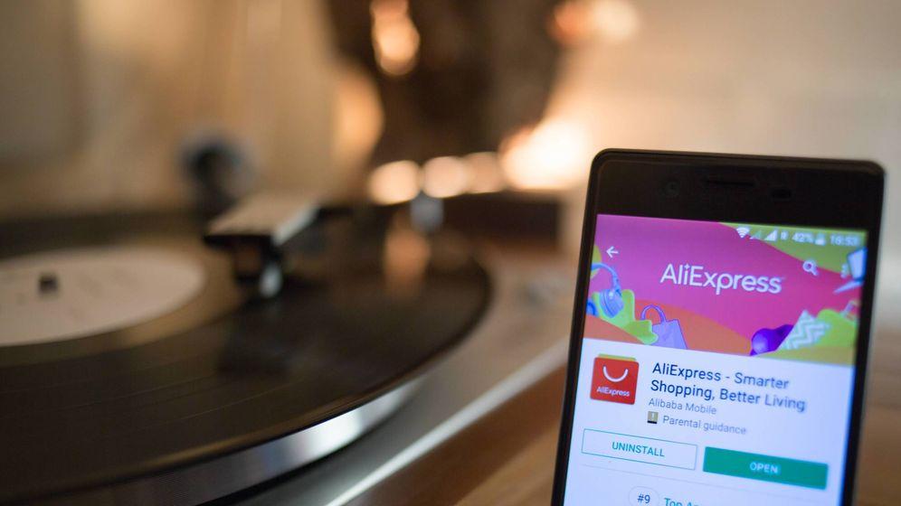 Foto: Aliexpress ha llegado....para quedarse. (Cordon Press)