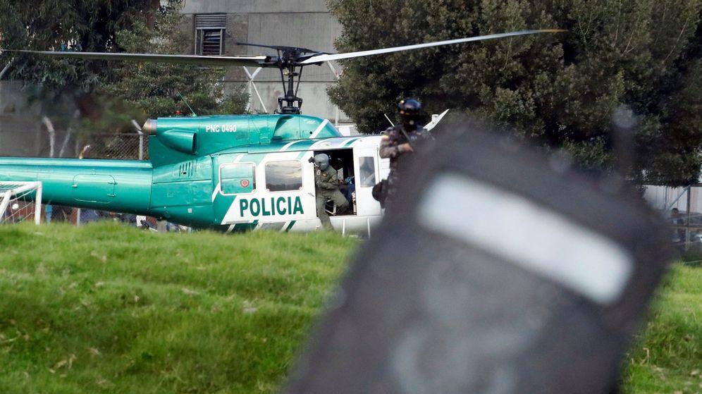 Foto: La policía colombiana ha creado un grupo especial para buscar a los asesinos
