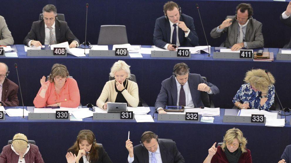 ¿Qué hace un eurodiputado? PP, 4 informes cada uno al año; PSOE, 8