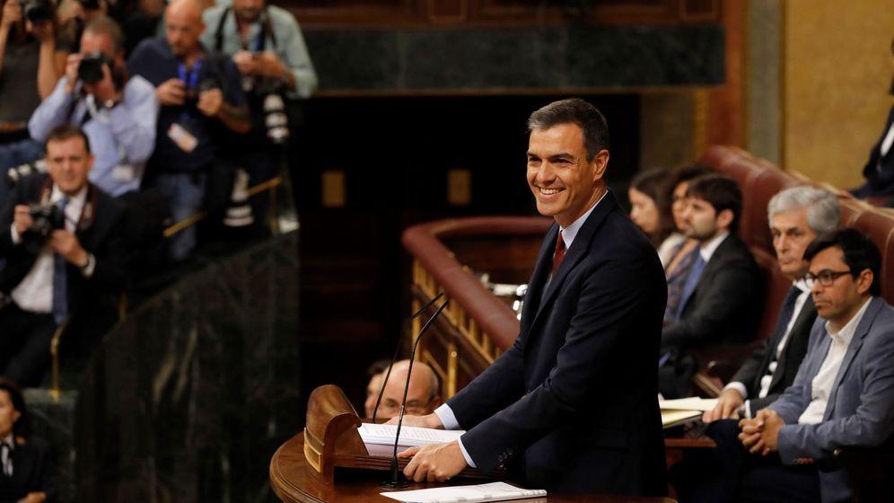 Foto: El candidato del PSOE a la Presidencia, Pedro Sánchez (Efe)
