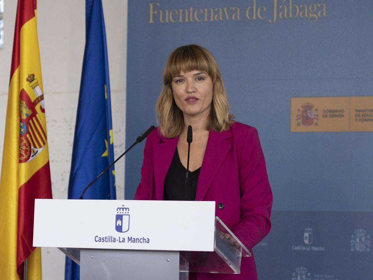 Foto: La ministra de Educación y Formación Profesional, Pilar Alegría. (EFE)