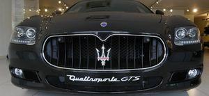 El Rey vendió al jefe de la patronal madrileña el Maserati que le había regalado un jeque árabe