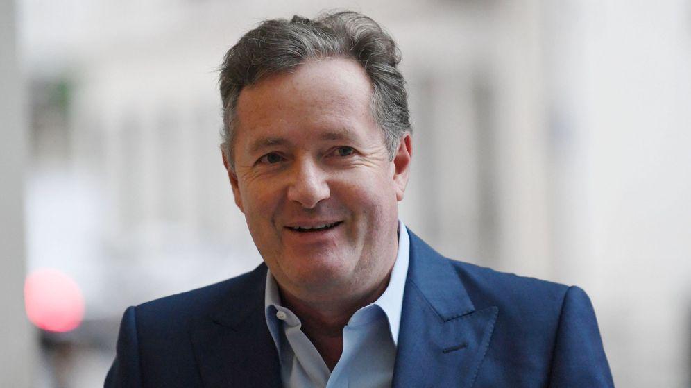 Foto: Piers Morgan, en una imagen de archivo. (EFE)