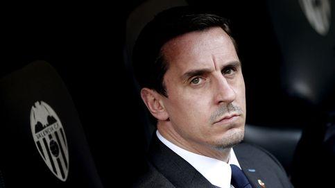 El Valencia teme que Gary Neville se convierta en la versión 2.0 de Nuno