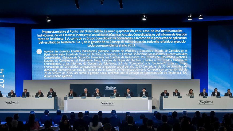 Telefónica negocia una alianza con BT para crear un gigante europeo