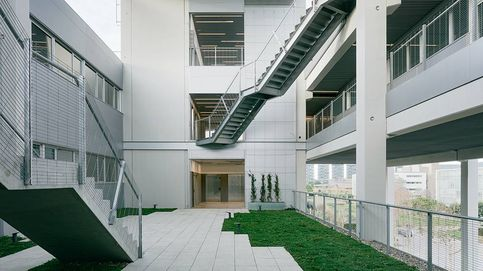 Bienvenidos al primer edificio de construcción circular de España