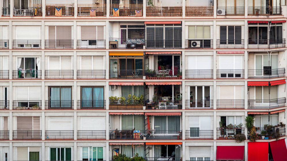 Foto: La comunidad ha alquilado el piso que se usaba como portería, ¿hay que declararlo? (iStock)
