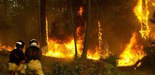 Post de La sequía y los incendios planean sobre el aniversario del infierno gallego de 2017