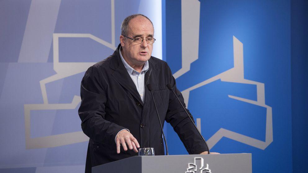Egibar (PNV): No hay posibilidad de acuerdo sobre los PGE