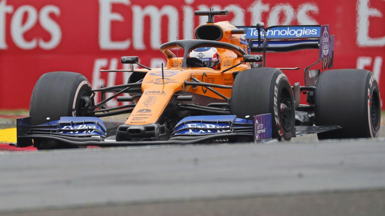 Lo que pudo ser y no fue para Carlos Sainz y McLaren en el Gran Premio de China