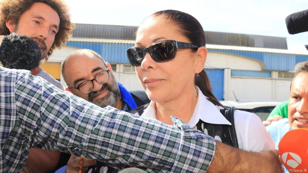 Isabel Pantoja ya es una mujer libre: firma el final de su condena
