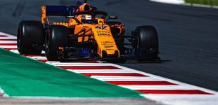 Post de McLaren ya confunde a Norris con Alonso, aunque de momento solo por el nombre