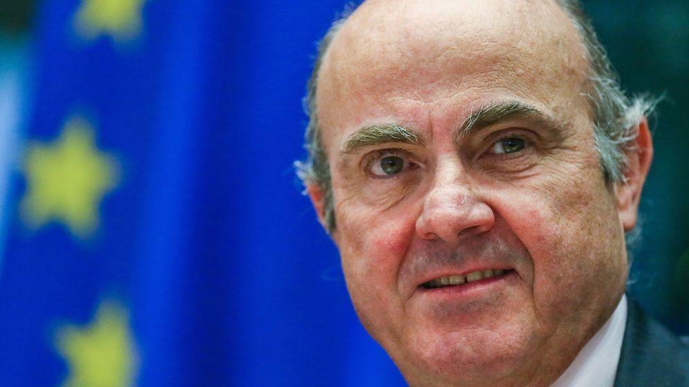 Foto: Luis de Guindos será el nuevo vicepresidente del BCE. (EFE)