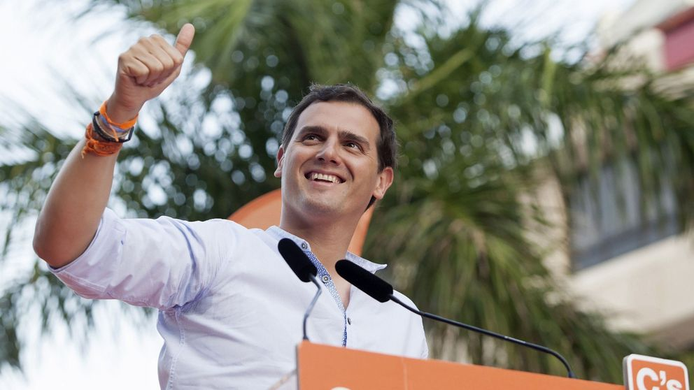 Rivera: El referéndum irresponsable viene dado por el voto de la venganza
