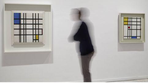 El milagro de Mondrian en el Reina Sofía: la mayor exposición del pintor desde los 80
